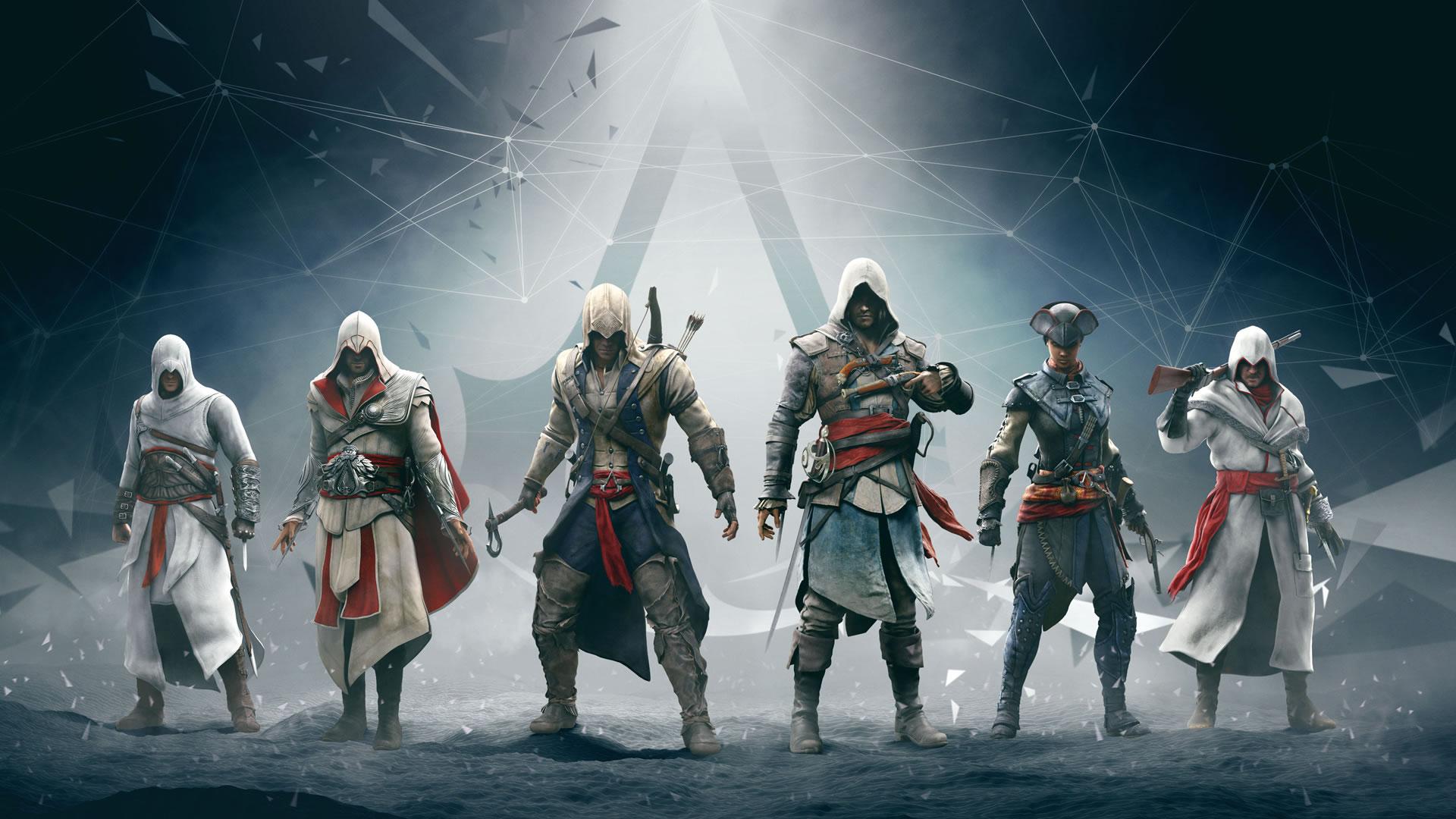 Free Download Assassins Creed Computer Wallpapers Desktop