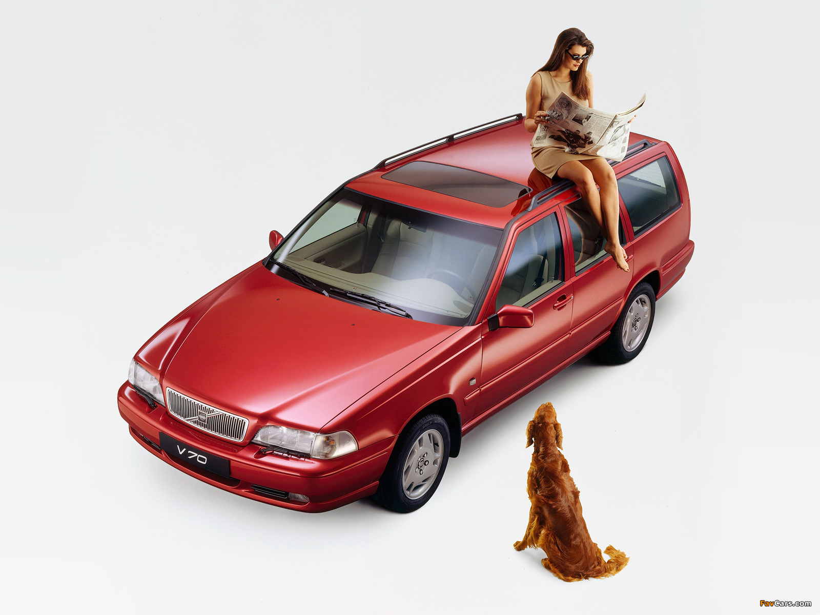 Volvo V70 19972000 wallpapers 1600x1200 1600x1200