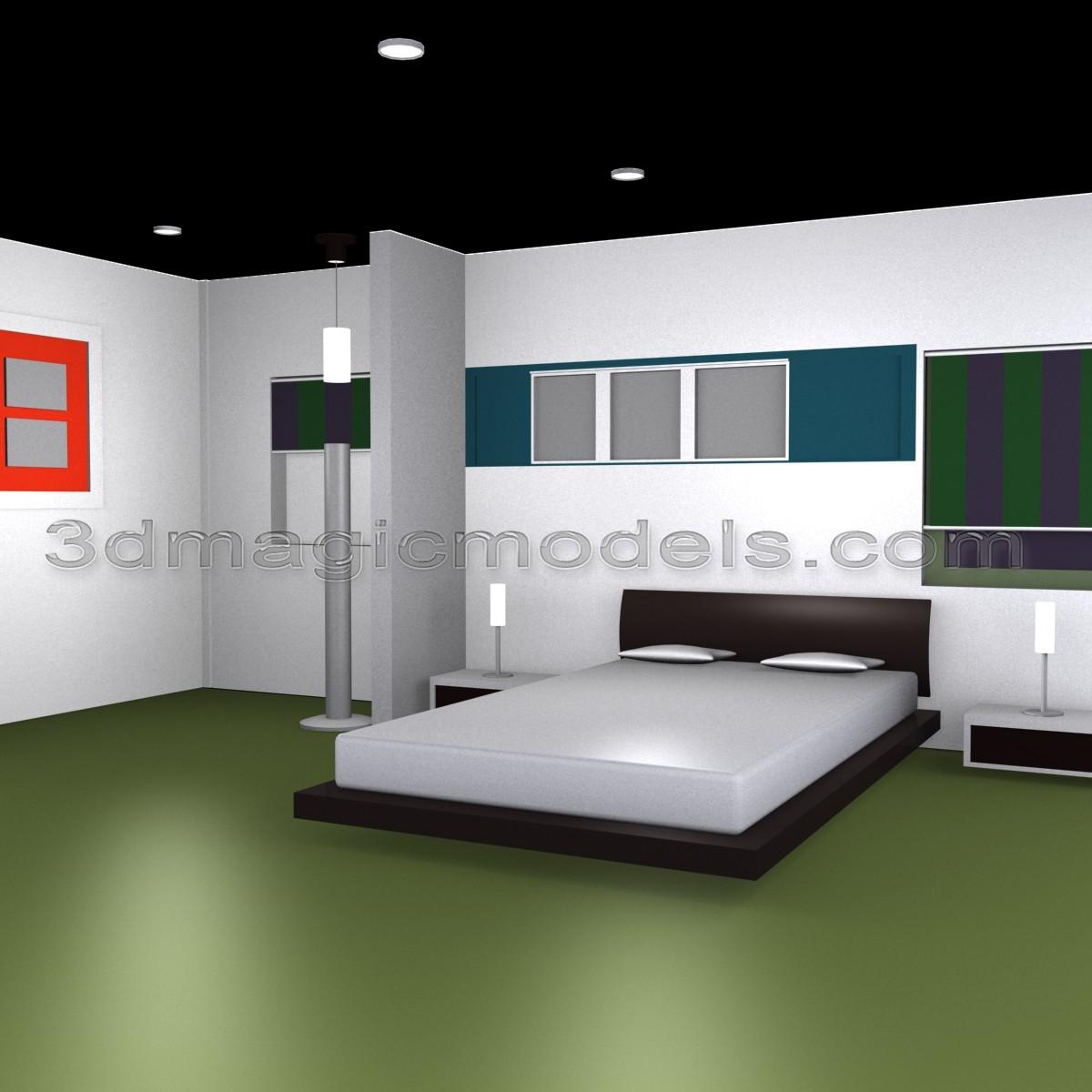 Best Design Wallpapers Modern Bedroom   Decoseecom 1200x1200