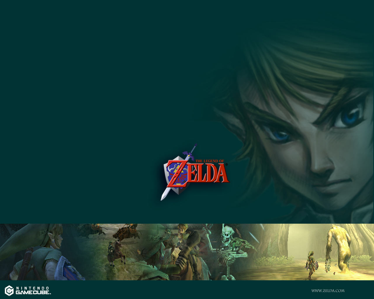 Zelda   The Legend of Zelda Twilight Princess 1280x1024