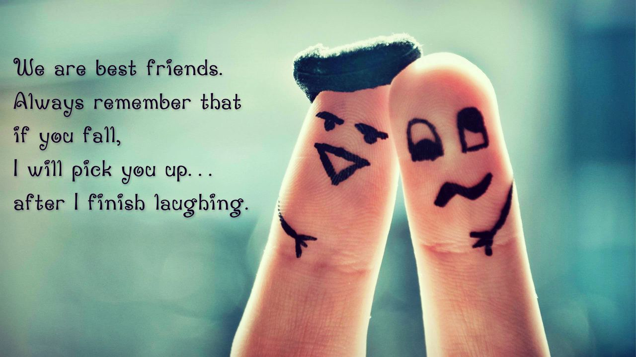 friends cool hd wallpapers wallpaper free best friend forever quotes 1280x720