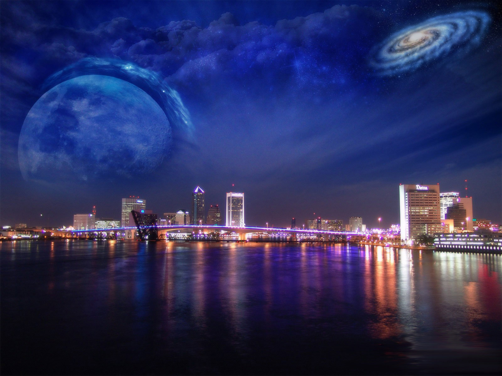 Night city images hd Wallpaper High Quality WallpapersWallpaper 1600x1200