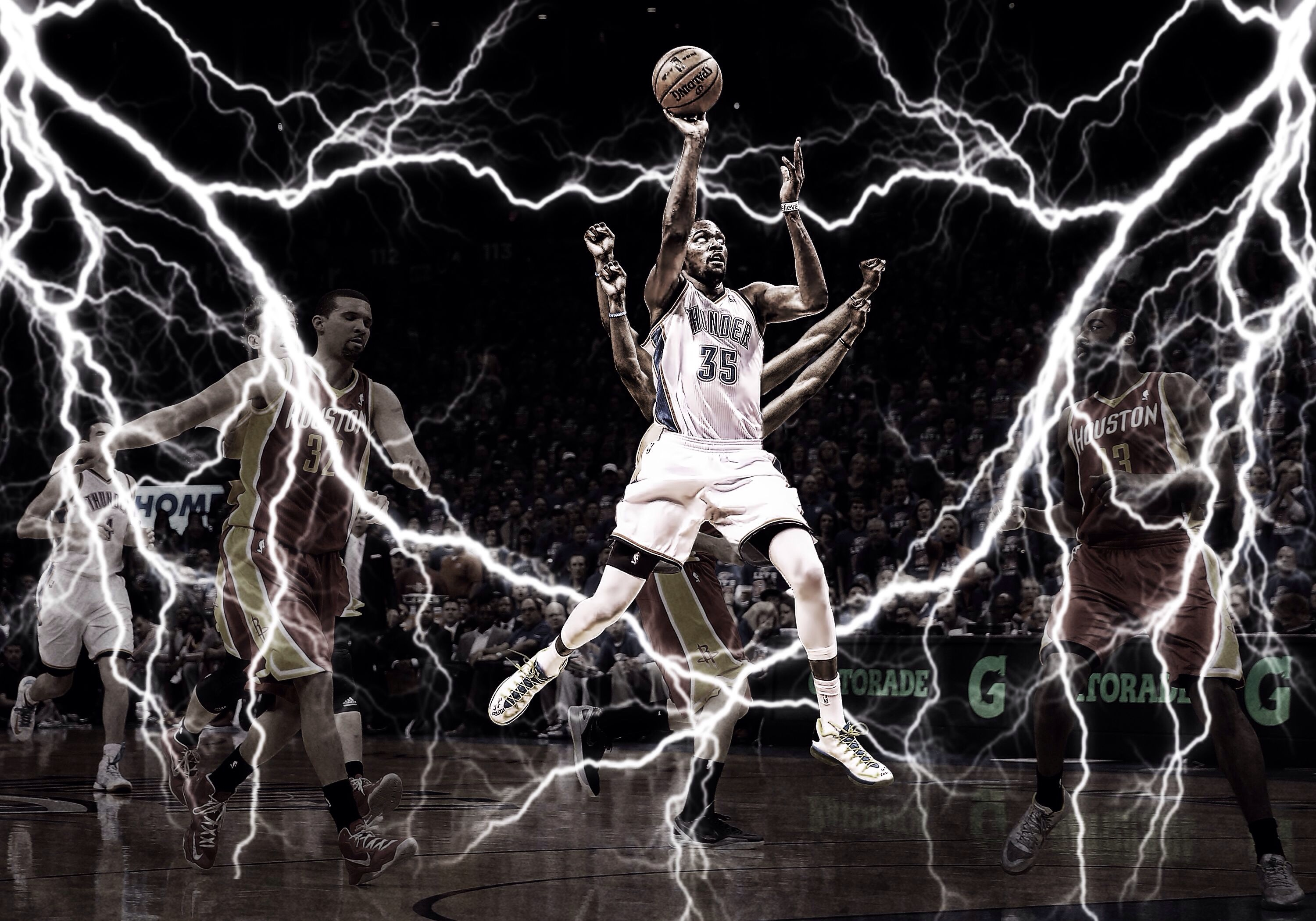 Kevin Durant HD Wallpaper Background Image 3000x2100 ID 3000x2100