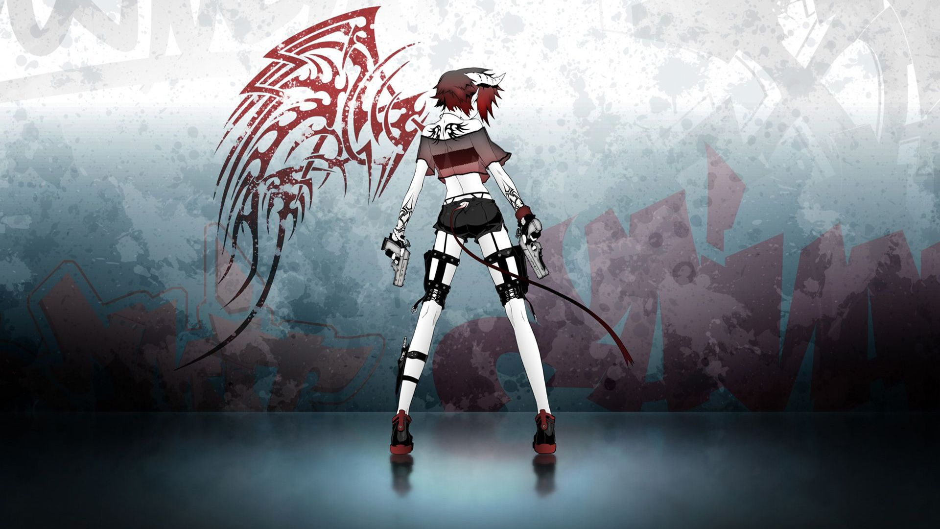 Naoto Fuyumine   DOGS   Bullets and Carnage Wallpaper 1246 1920x1080