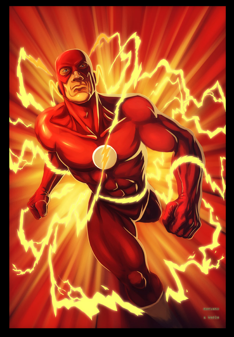 Download Superhero Science Fiction Wallpaper The Flash 818x1179