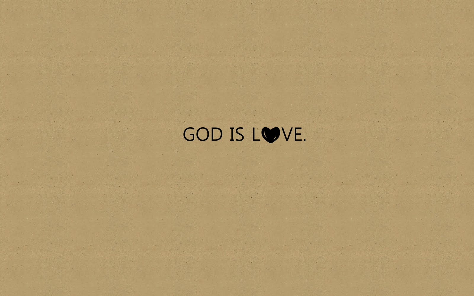 Daily Love Daily Love God is Love 1600x1000