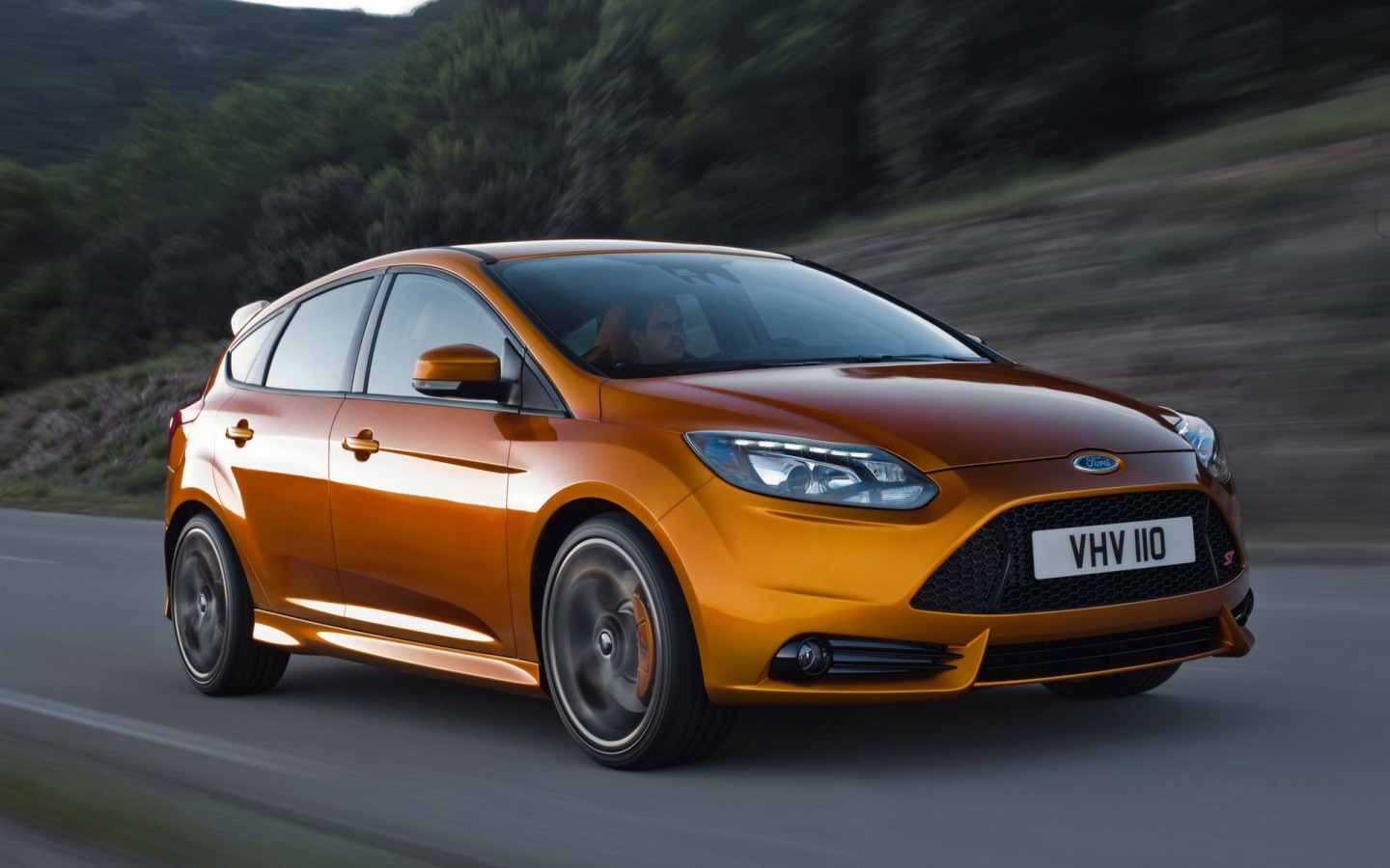 Ford Focus ST photos and wallpapers   tuningnewsnet 1440x900