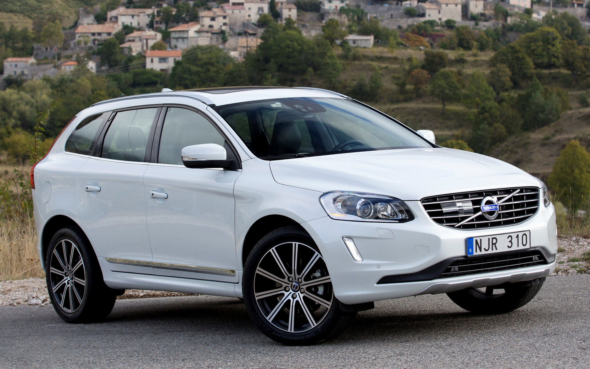 Volvo XC60 2013 Wallpapers and HD Images 1920x1200