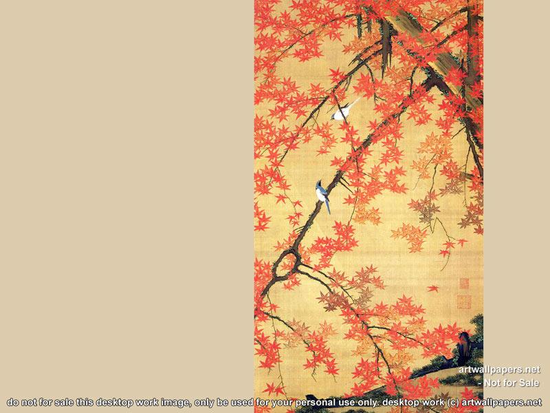 Japanese Art Wallpaper 800x600
