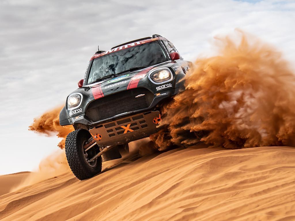 Carlos Sainz and Mini win 2020 Dakar Rally PistonHeads 1024x768