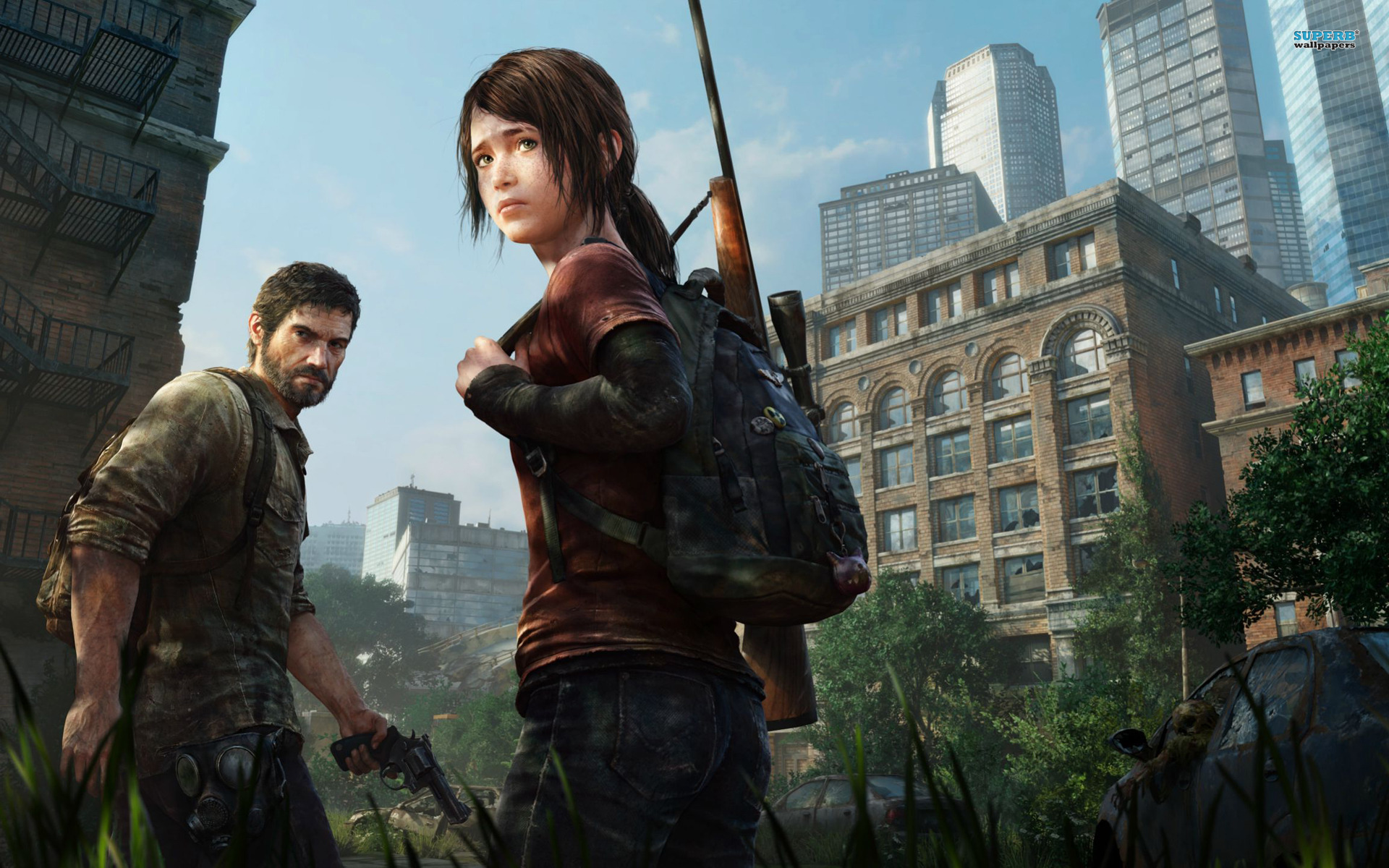 Description The Last of Us Games Wallpaper HD is a hi res Wallpaper 1920x1200