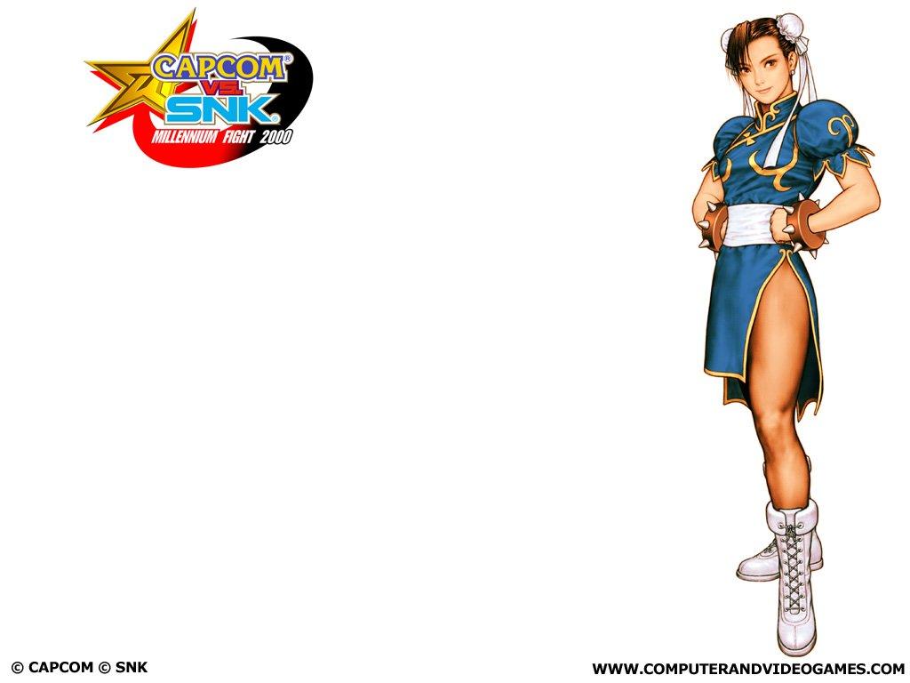 48 Capcom Vs Snk 2 Wallpaper On Wallpapersafari