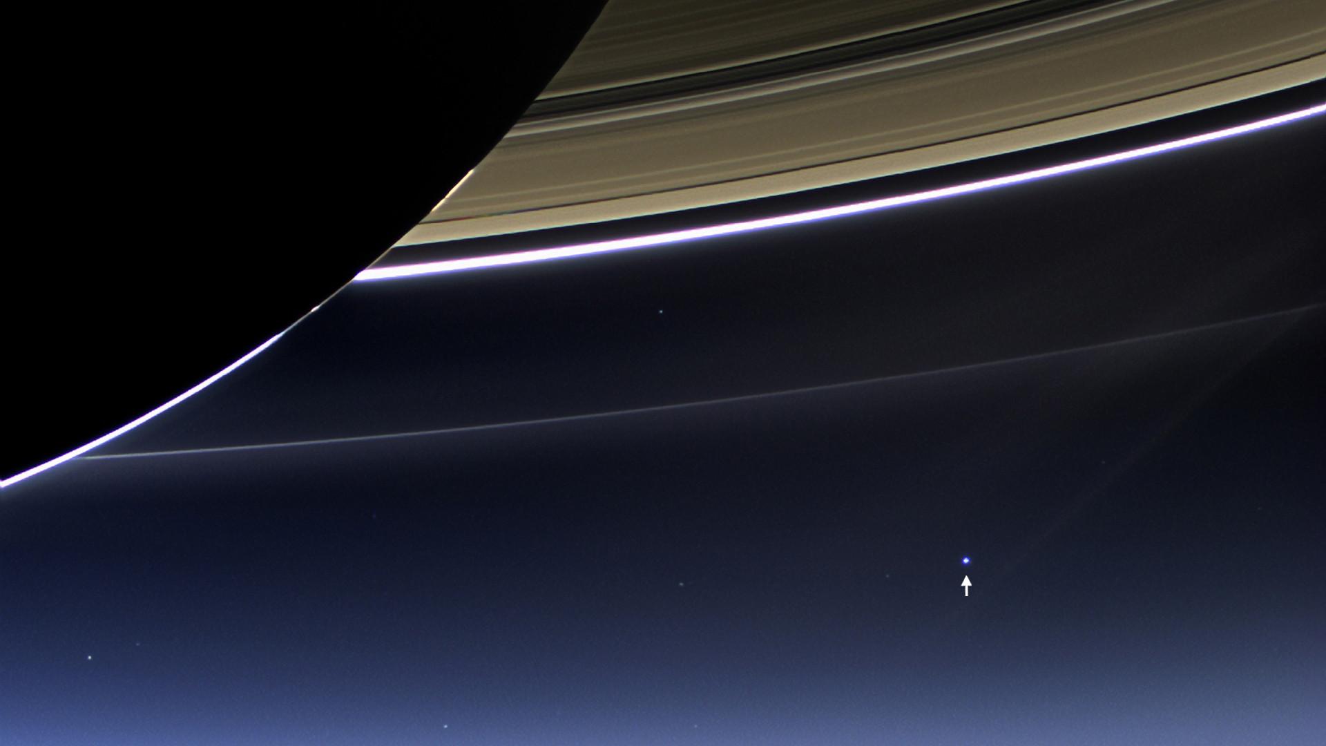 Download Hd Cassini Saturn Wallpaper 1920x1080 50