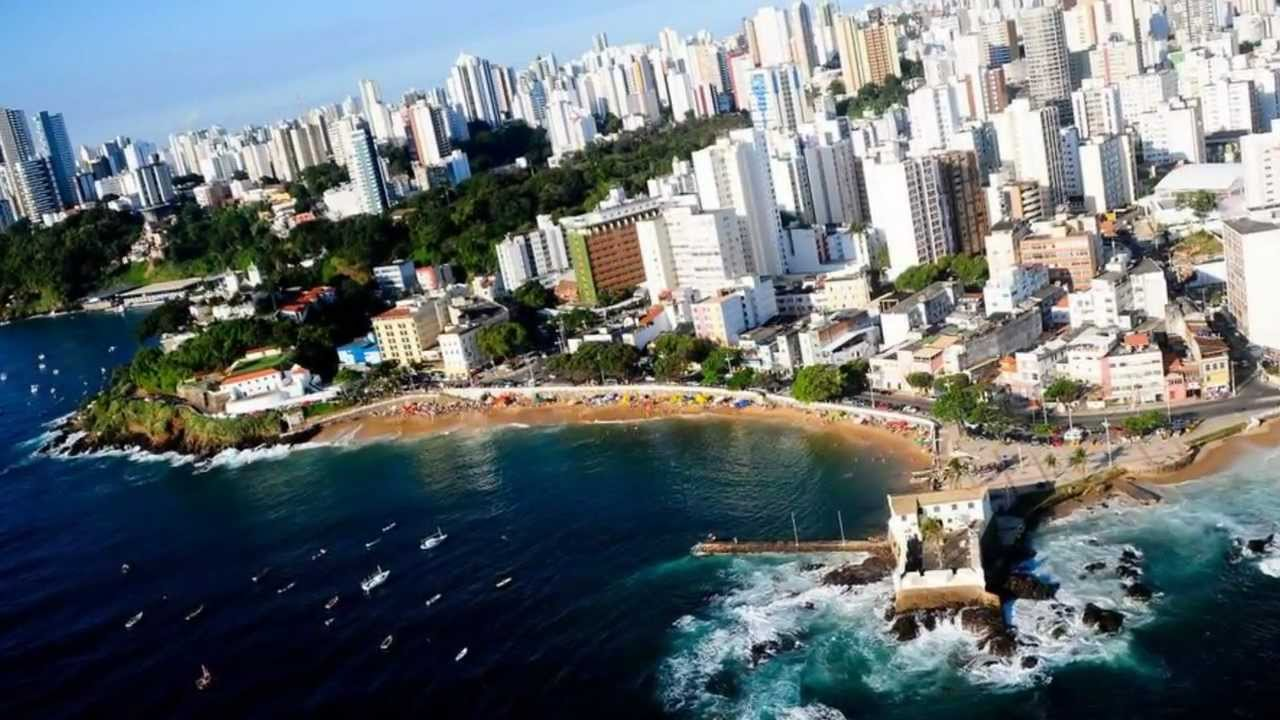 Free Download Photo Compilation Salvador City Bahia Brazil