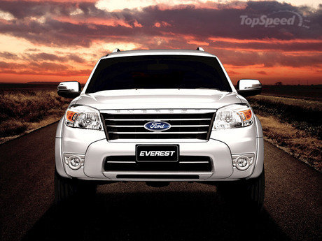 Top 101 Reviews New Ford Endeavour Latest Wallpapers New 460x345