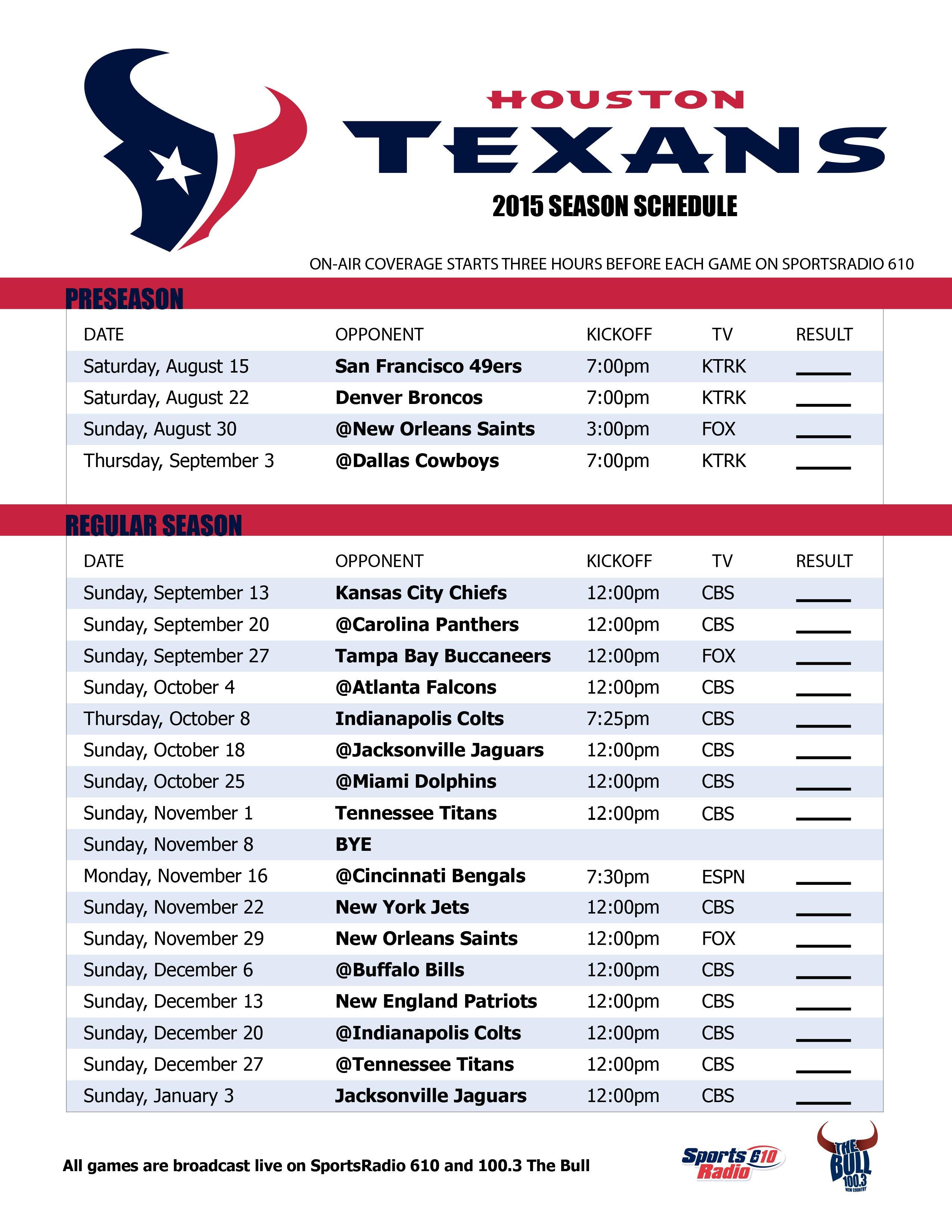 houston texans schedule 2015 2550x3300