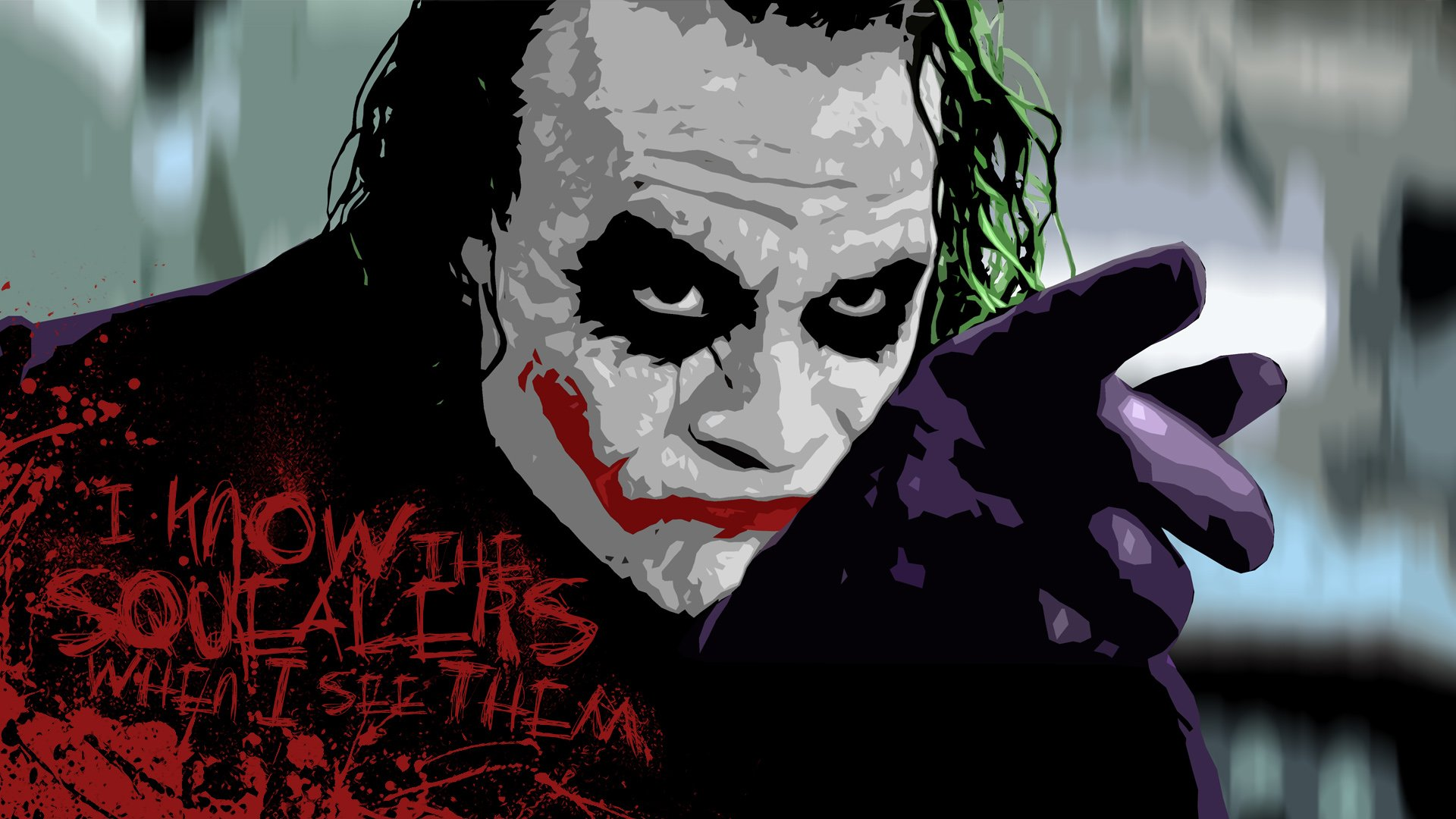 joker   The Joker Wallpaper 28092759 1920x1080