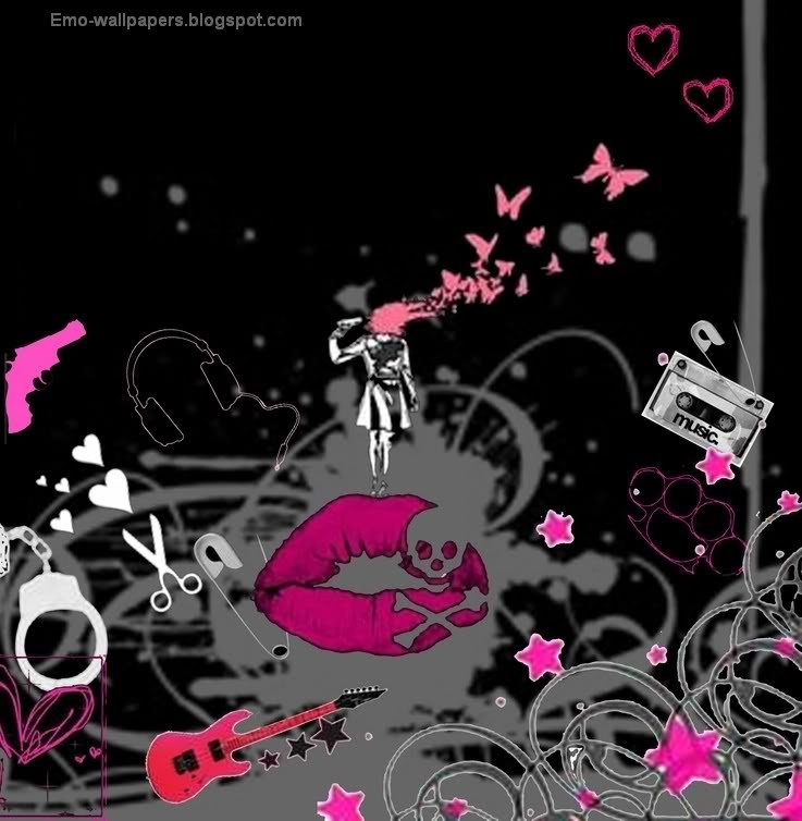 am emo background emo punk emo wallpapers leave a comment 737x754