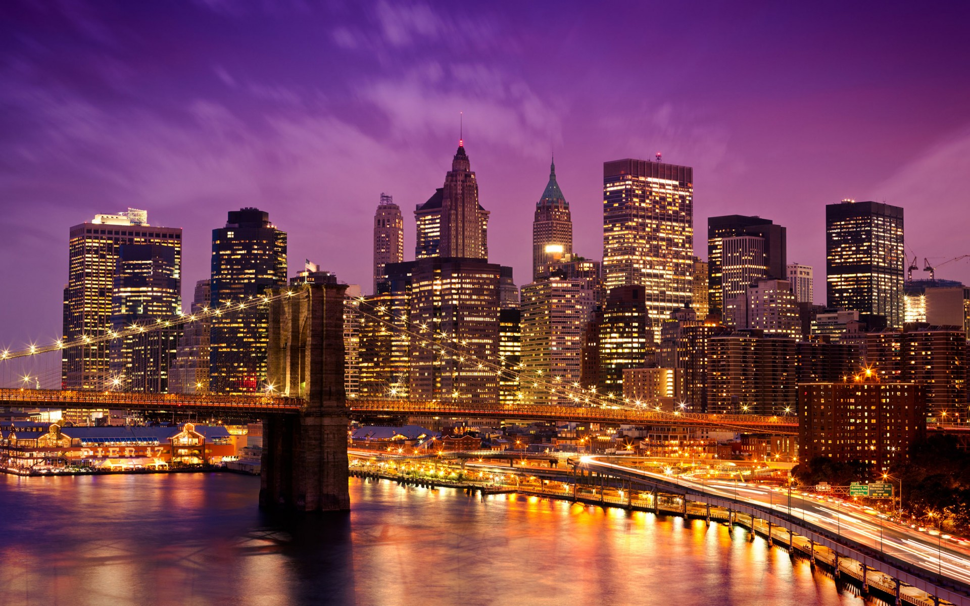 Pics Photos   New York City Background Clipart For Desktop 1920x1200