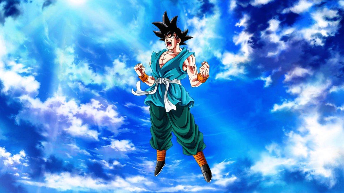 Goku Wallpaper 1191x670
