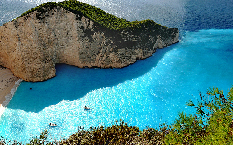 Download Zakynthos Island Greece 2880 x 1800 Retina Display 2880x1800