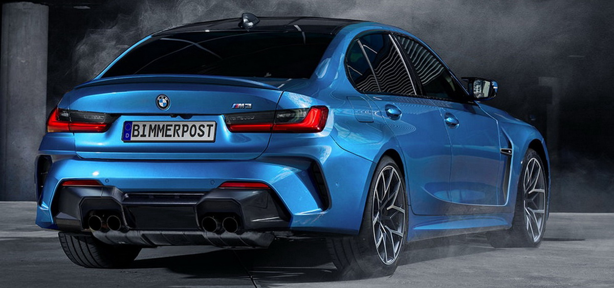 2021 BMW M3 From Flared Nostrils To Powertrains Heres 1200x563