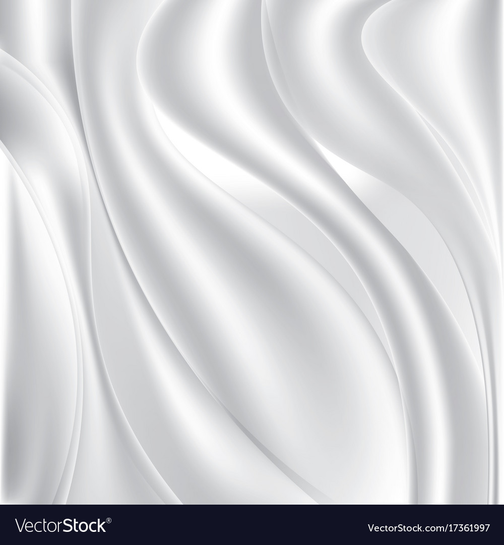 White silk fabric textile background stock Vector Image 1000x1080