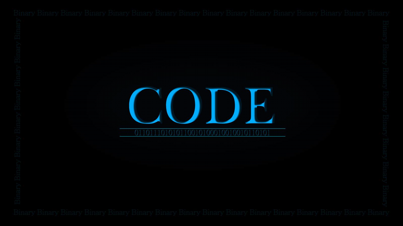 Group of Blue Binary Code Wallpaper 1400X1200
