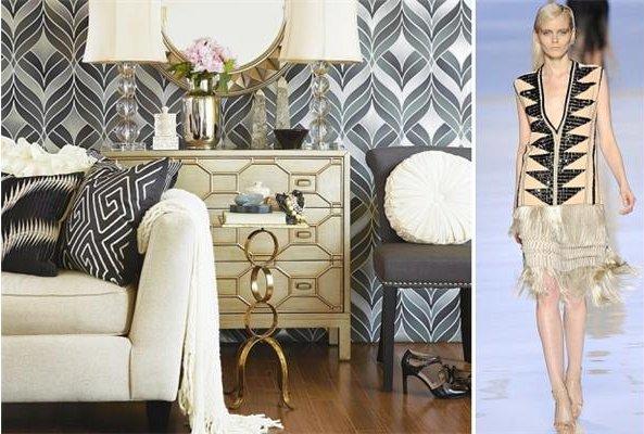 Download lisa stewart design fashion forward interiors - Wallpaper store charlotte nc ...