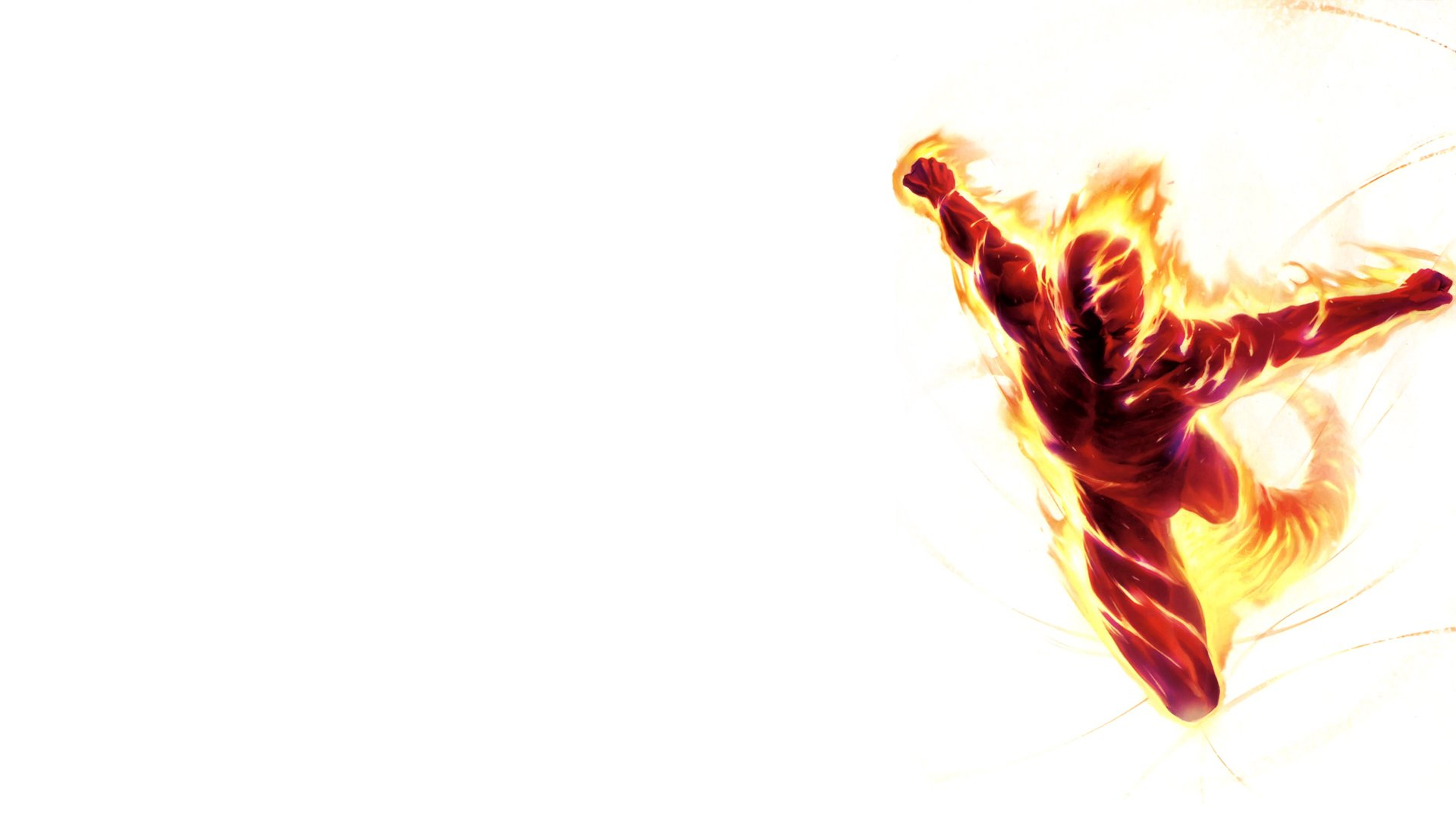 9 Human Torch HD Wallpapers Background Images 1920x1080