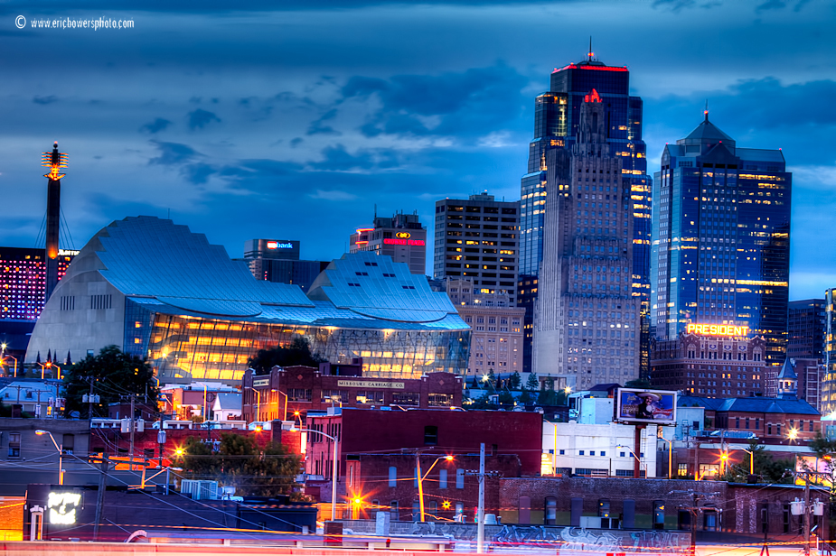 Kansas City Downtown Scenes at Sunset   Photoblog 925x616