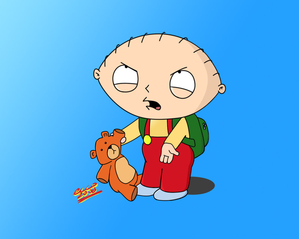 Stewie family guy wallpaper by ecco666 1024x819