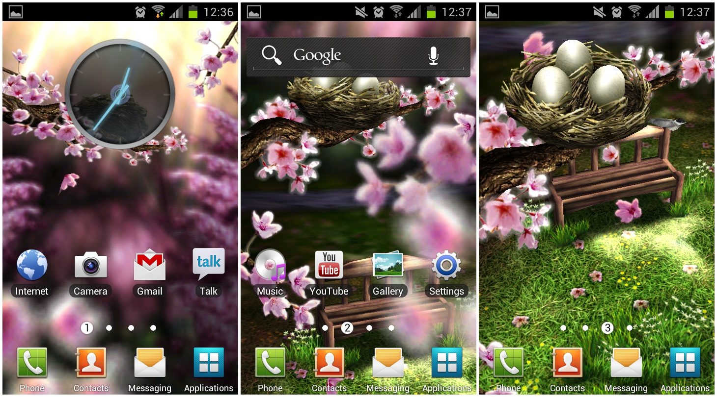 is graphically intensive live wallpaper that we totally recommend 1460x810