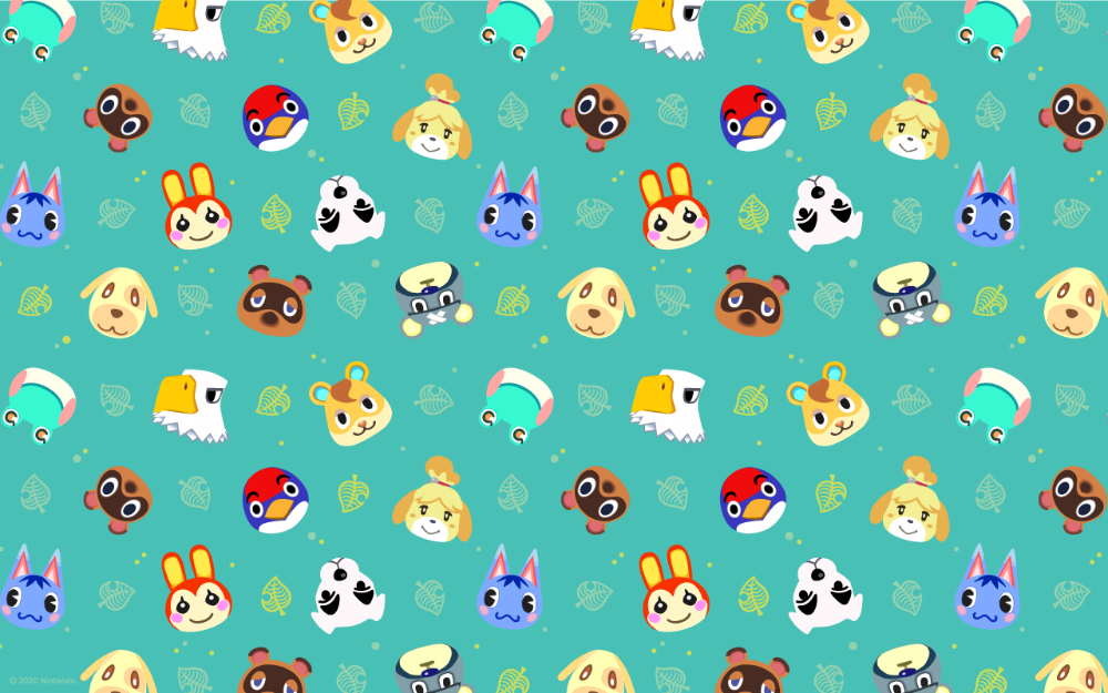Download Three Cute Animal Crossing New Horizons Wallpapers From 1000x625