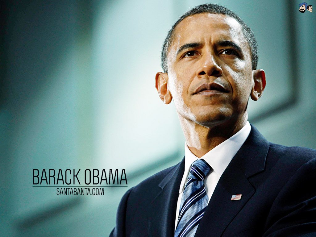 Barack Obama Wallpaper 1 1024x768