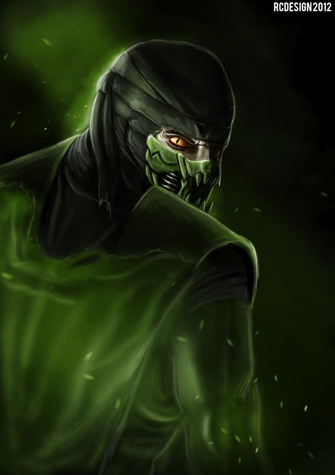 Reptile Gamer Zone Mortal kombat Reptile mortal kombat 1131x1600