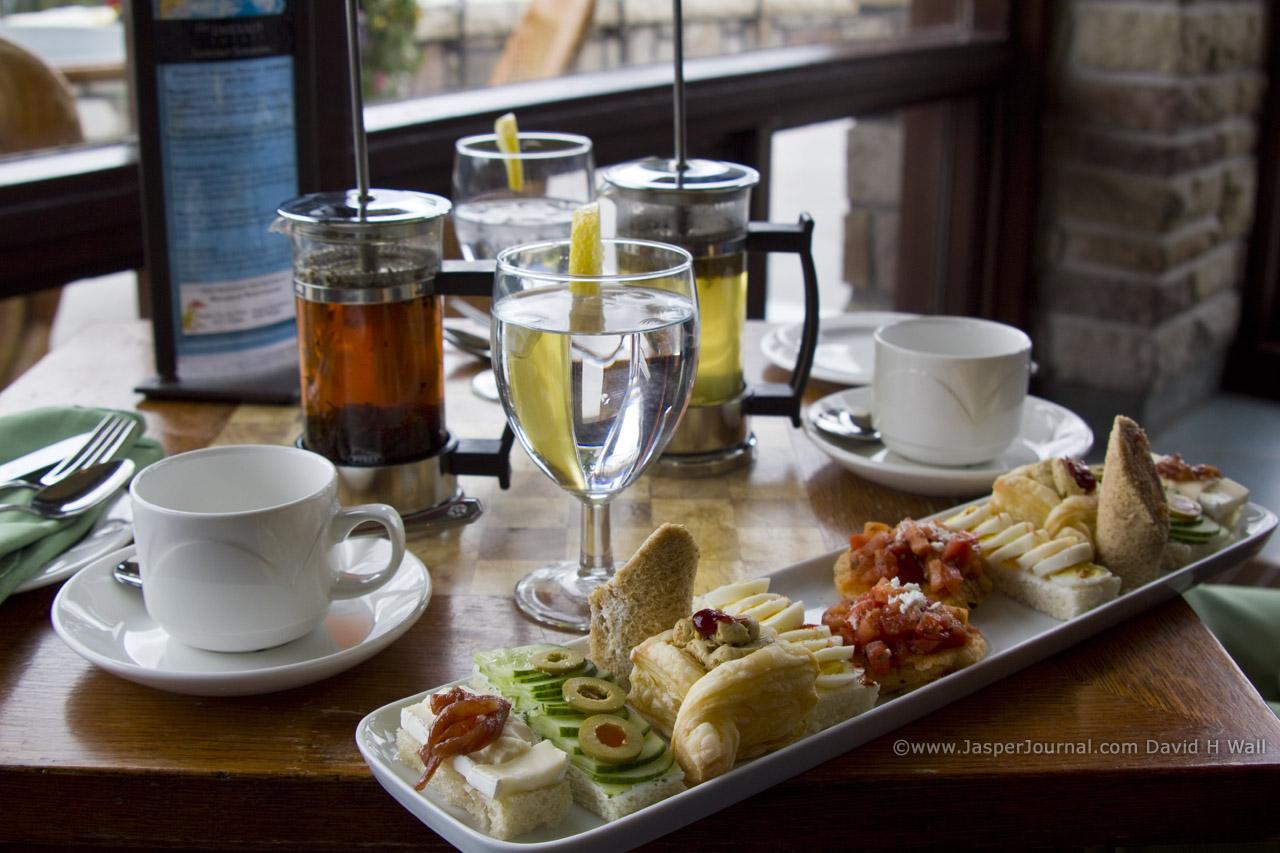 Afternoon Tea at Fairmont Jasper Park Lodge Review Jasper 1280x853