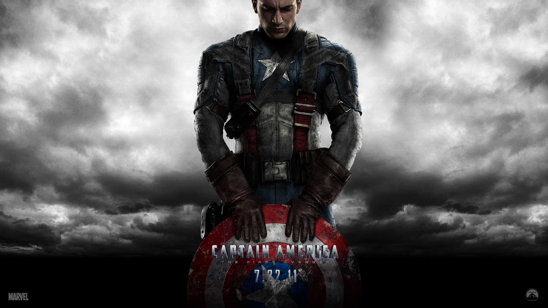 Hd wallpaper of captain america - Captain America The First Avenger Wallpaper Hd 1080p Celebrity And