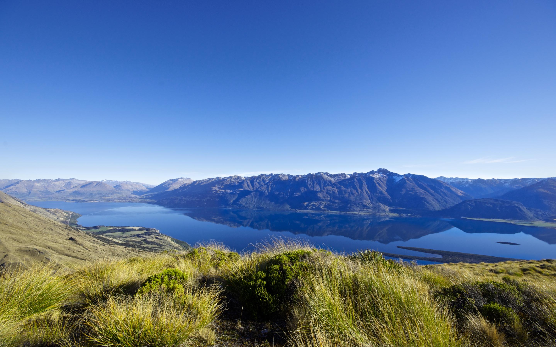 New Zealand Landscape Wallpaper Wallpapersafari