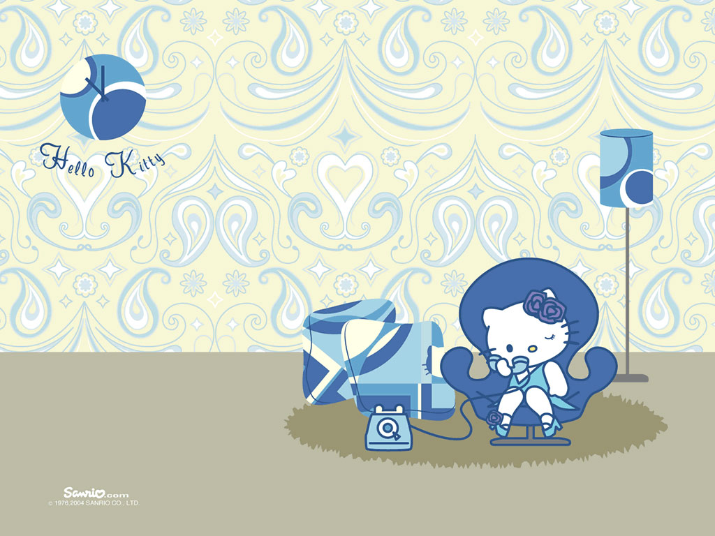 Hello Kitty   Hello Kitty Wallpaper 181863 1024x768