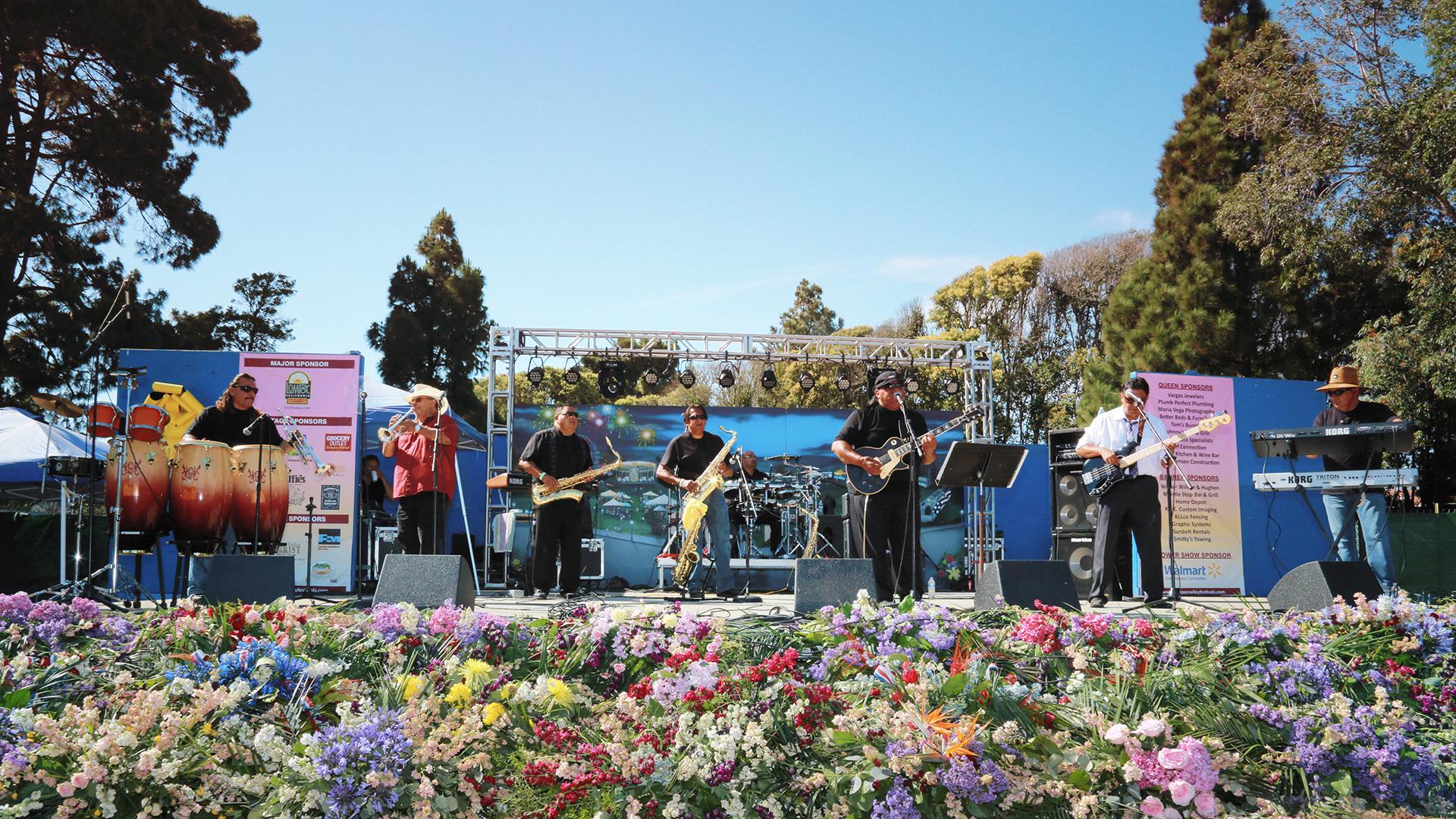 Lompoc Flower Festival 2020   Lompoc Events Calendar 1920x1080