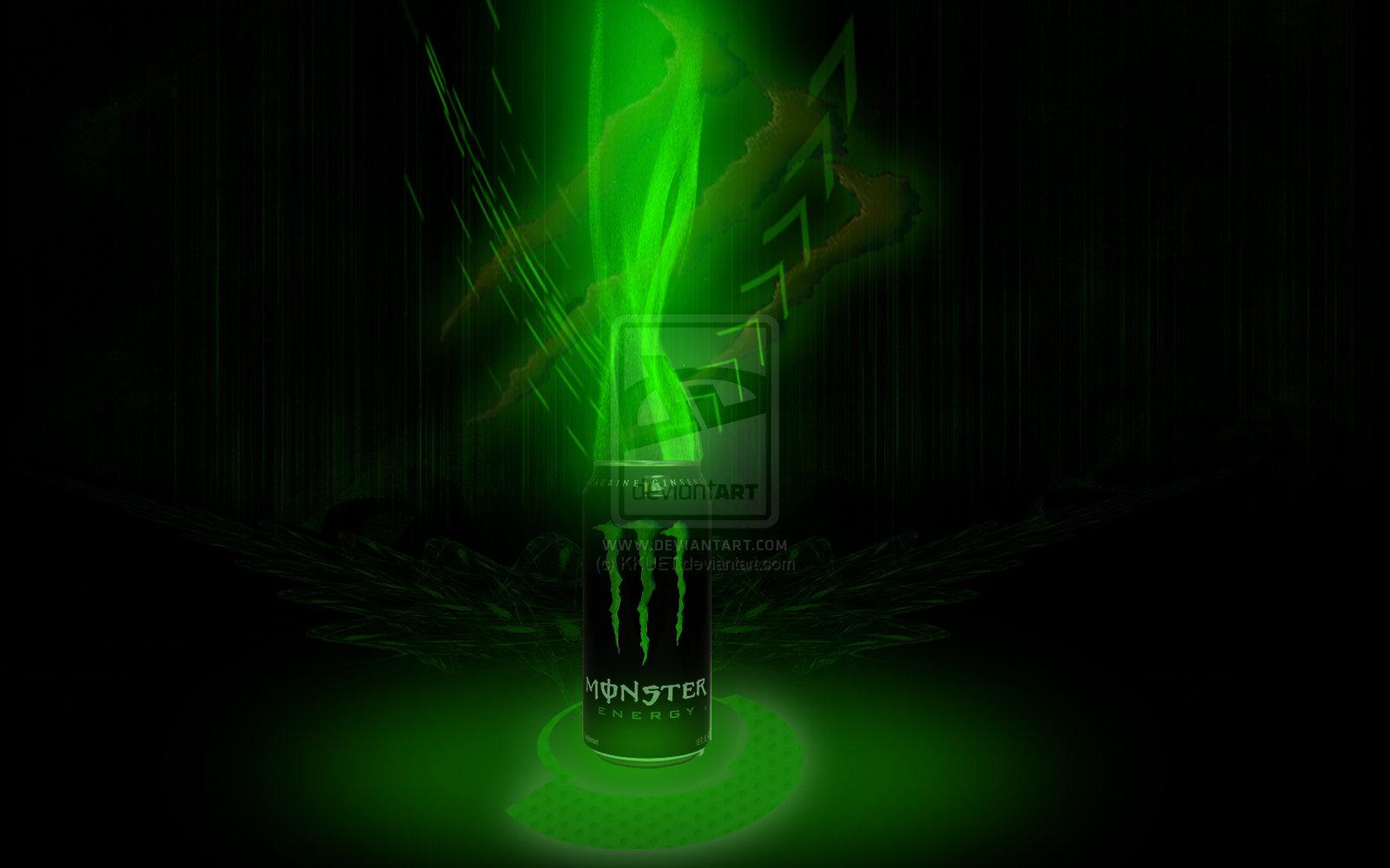 MONSTER ENERGY DRINK Monster 1600x1000