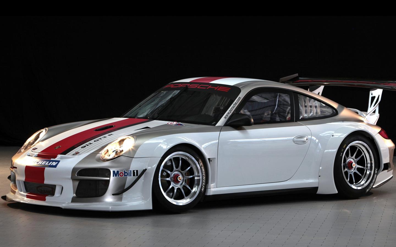 2010 Porsche 911 GT3 R Wallpapers HD Wallpapers 1440x900