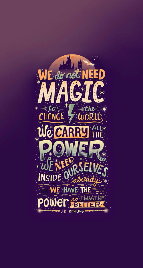 Free Download Harry Potter Quotes Wallpaper For Iphone 500x934