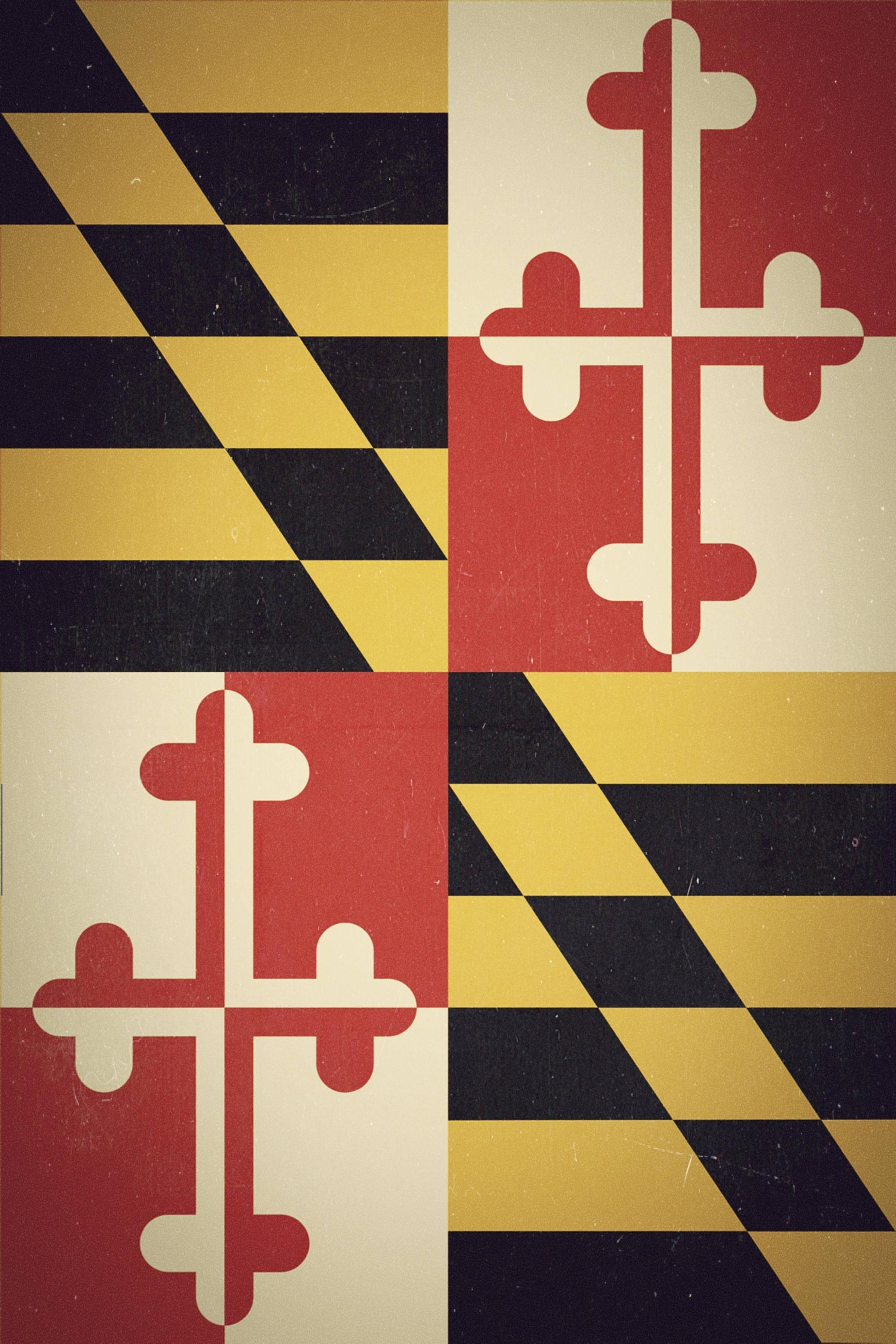 Maryland Flag iPhone 44S Iwallpaper Wallpapers Pictures Picc 2239x3359