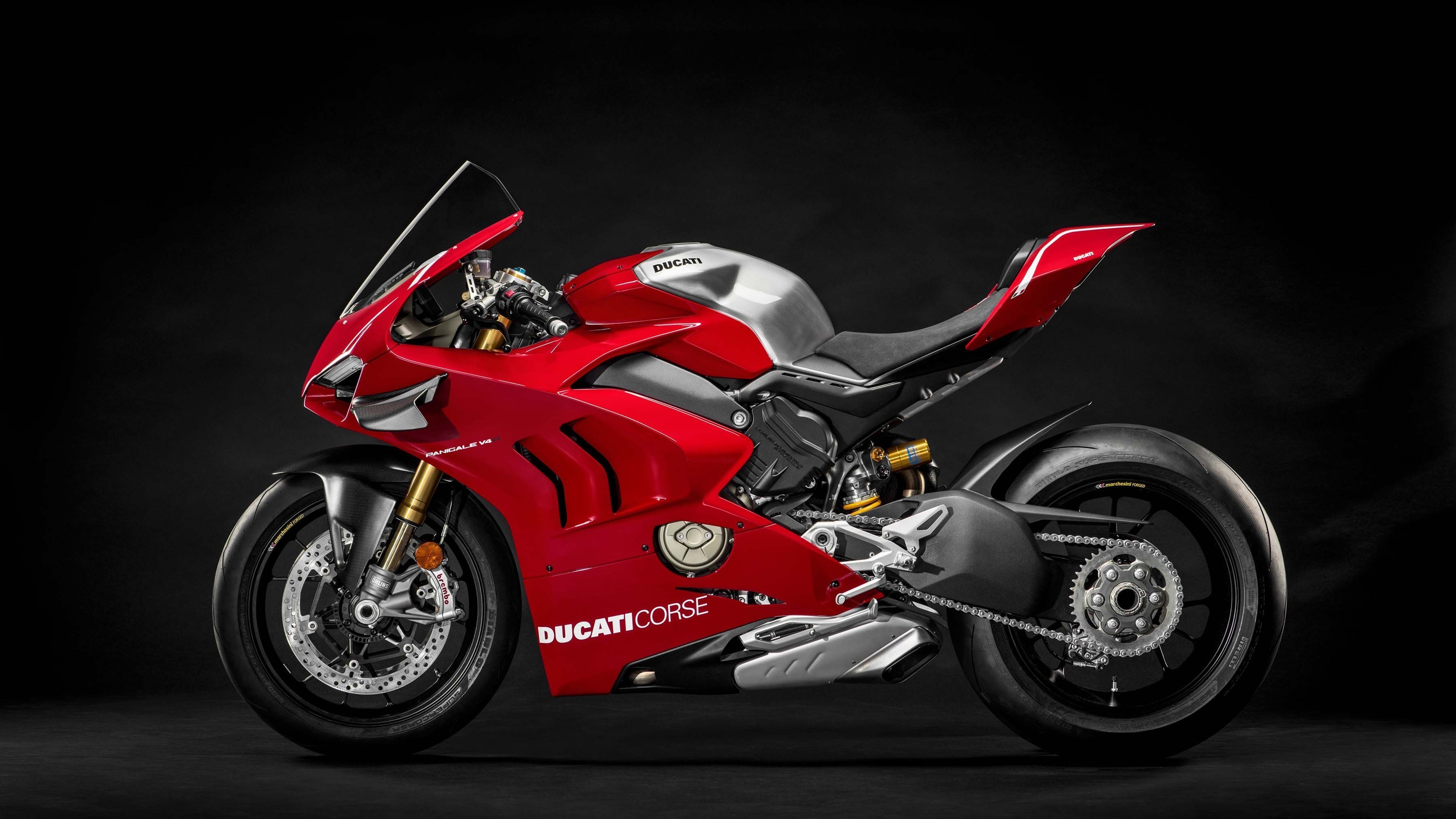 2019 Ducati Panigale V4 R Motorcycle HD Wallpapers 3840x2160