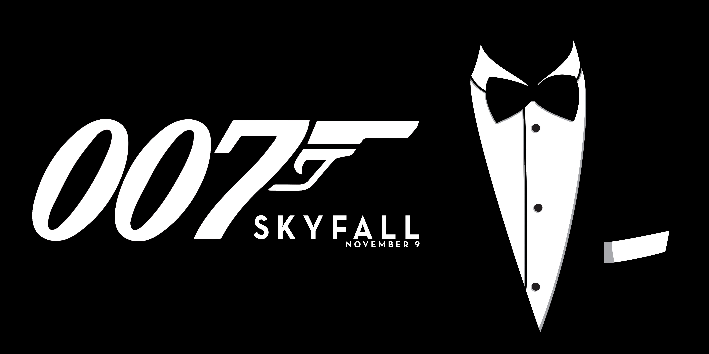 007 background image - James Bond Skyfall Logo Wallpaper Wallpaper Basic Background