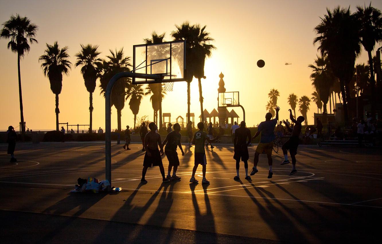 48] Venice Beach Basketball Wallpaper on WallpaperSafari 1332x850
