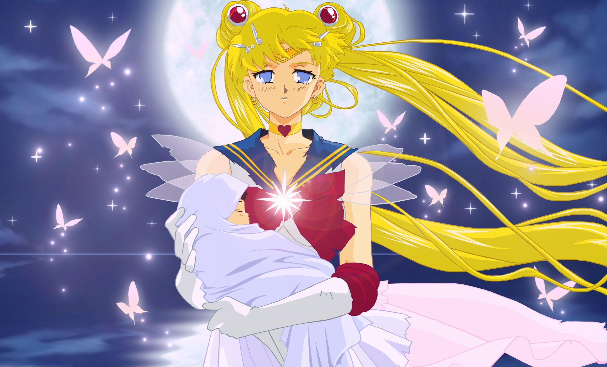 Sailor Moon Wallpapers fond dcran photos en HD 2560x1549