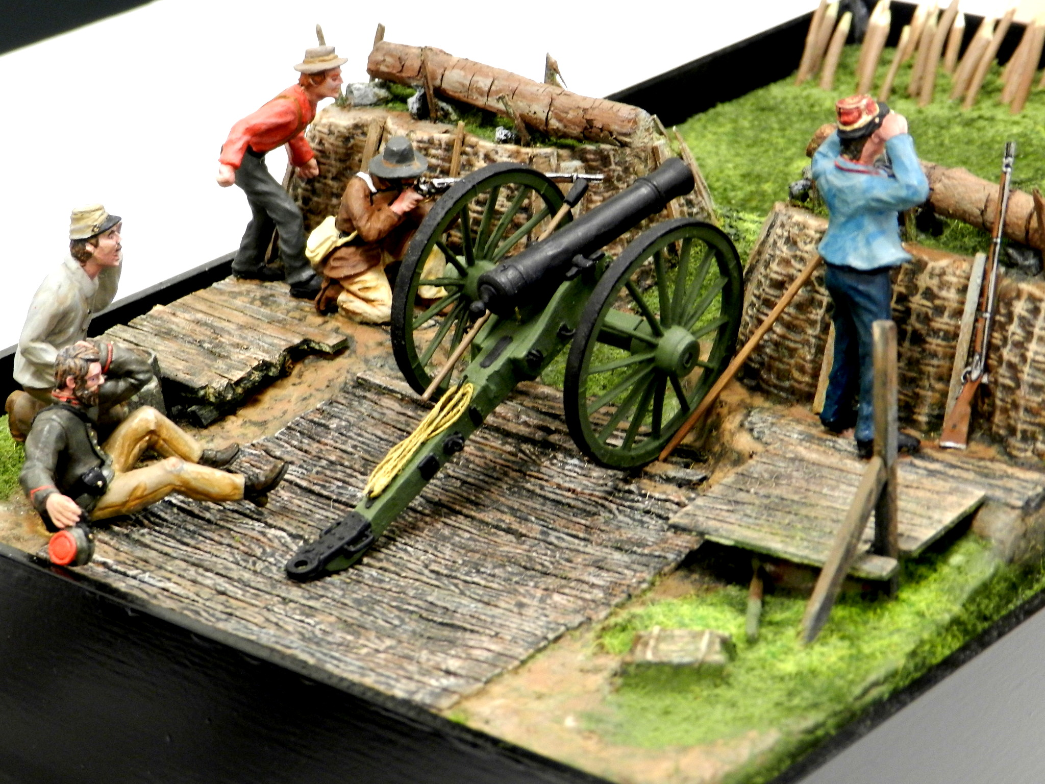 American Civil War Wallpaper Border War game battle of stones 2048x1536